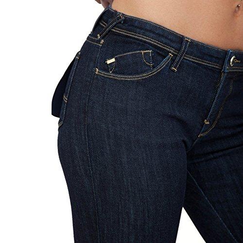 denim Jeans 1500 Eg0073y5j28 3y5j28 Denim 5d15z1500 Donna Blu 5d15z Armani FZfnHn