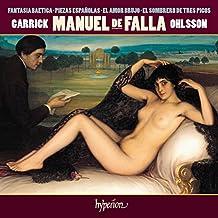 Falla: Fantasia Baetica & other piano music