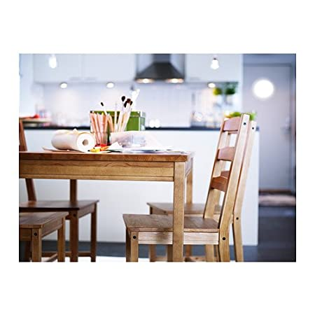 dining room tables ikea. Amazon com  Ikea Table and 4 Chairs Antique Stain Solid Pine Wood JOKKMOKK 502 111 04 Kitchen Dining
