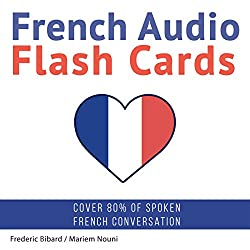 French Audio Flash Cards
