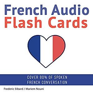 French Audio Flash Cards Audiobook