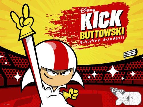 amazon com  kick buttowski  suburban daredevil volume 4