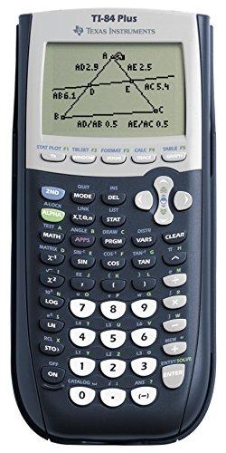 Texas Instruments TI 84 Plus Calculator USB Link