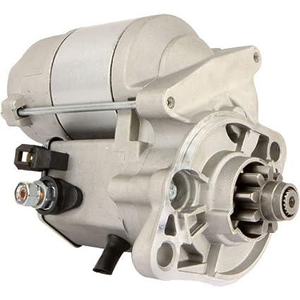 DB Electrical SND0306 New Starter For Kubota Carriers KC15 Tractor Compact L2050 L225 L2350 L235 L245 L2650 L275 Universal Inboard M 30 15321 63015