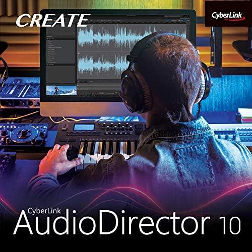 AudioDirector 10 Ultra ダウンロード版