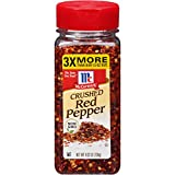 McCormick Crushed Red Pepper, 4.62 OZ (Pack of 1)