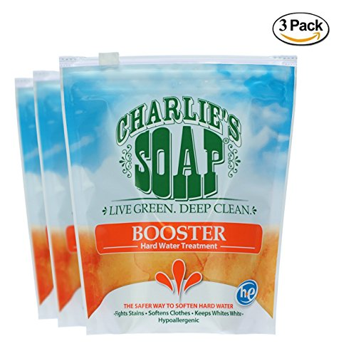 Charlie's Soap, Soap Booster & Water Softener