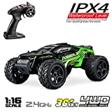 Hosim 1:16 Scale 4WD Remote Control RC Truck G172, High Speed Racing Vehicle