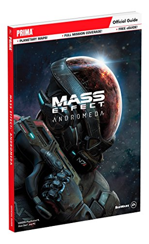 Price comparison product image Mass Effect: Andromeda: Prima Official Guide