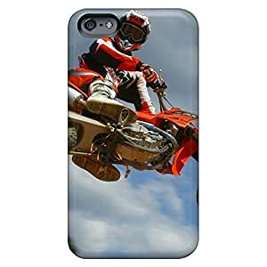 Eco-friendly Packaging cell phone carrying skins Hot Fashion Design Cases Covers Slim iphone 6 plus 5.5'' - motocross sport