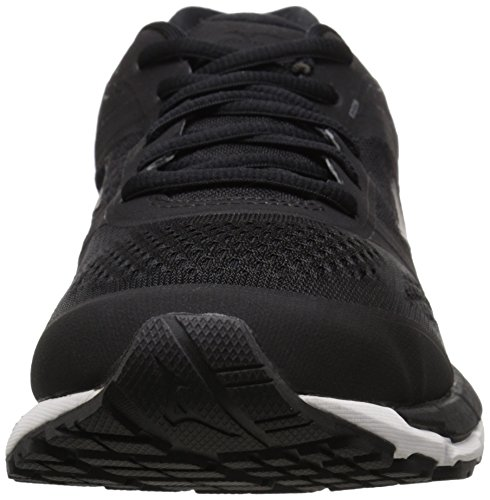 Mizuno Mens Synchro MX Running Shoe Black/White K4bOfv4