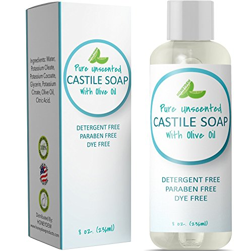 Making Hand Soap With Castile