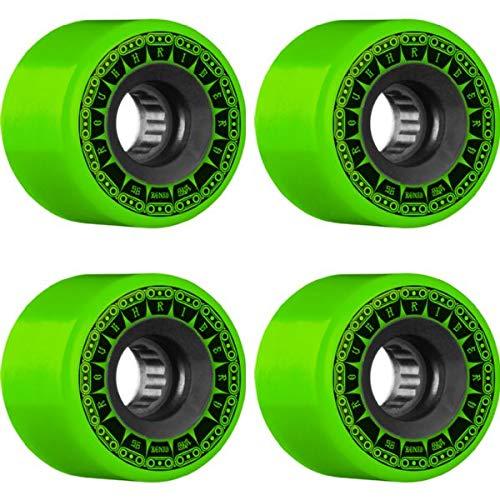 【爆買い!】 Bones Wheels B07JHKW3HY 80a ATF Rough Rider (4個セット) タンク グリーン スケートボードホイール - 56mm 80a (4個セット) B07JHKW3HY, セミプロDIY店ファースト:09b4bd61 --- mvd.ee