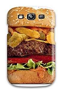 2015 For The Ultimate Burger Protective Case Cover Skin/galaxy S3 Case Cover