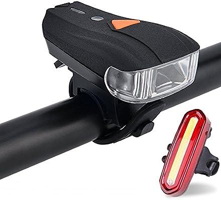 Lifeholder Luces Bicicleta Super Brillante Recargable Impermeable ...