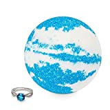 Cuddle Bubble | Bath Bomb (Ring) | JewelBath Edition | with 925 Sterling Silver surprise up to 250 by JewelCandle