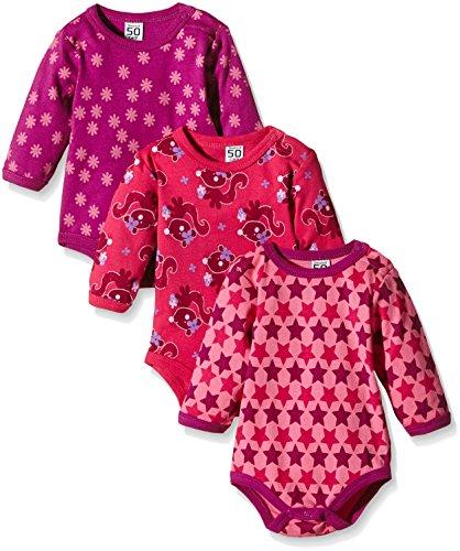 Care Baby – Kurzambody Junge und Mädchen aus Baumwolle im 6er Pack