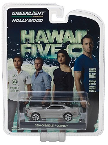 2010-chevrolet-camaro-grey-hawaii-five-0-2010-current-tv-series-hollywood-series-17-1-64-by-greenlig