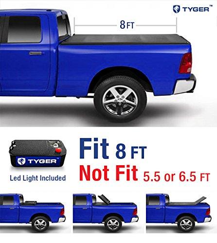 8 ft truck bed liner - 8