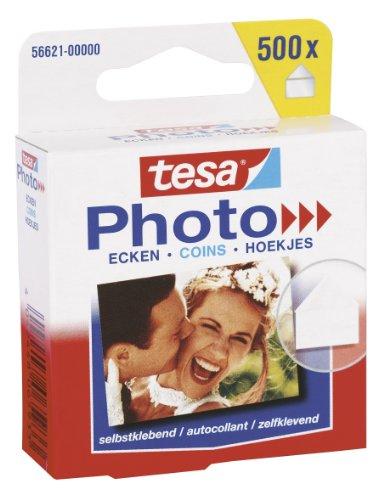 Tesa Photo Hfs Photo Corners 500 Stck by tesa UK