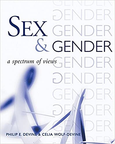 Amazon Com Sex And Gender A Spectrum Of Views 9780534523381