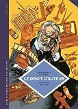 """Afficher """"La petite bédéthèque des savoirs n° 05<br /> Le droit d'auteur"""""""