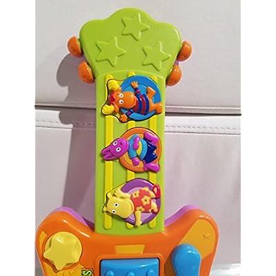 Nick Jr. The Backyardigans Sing 'N Strum Guitar: Toys & Games