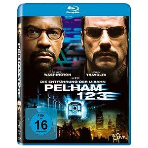 [Amazon] Blu ray: Die Entführung der U Bahn Pelham 123, inkl. Versand 5,97€
