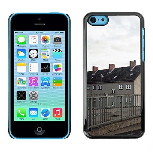 Premio Sottile Slim Cassa Custodia Case Cover Shell // F00027375 pont de // Apple iPhone 5C