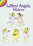 img - for Littlest Angels Stickers (Dover Little Activity Books Stickers) book / textbook / text book