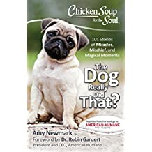 com chicken soup for the soul essays pets animal  chicken soup for the soul the dog really did that 101 stories of miracles mischief and magical moments