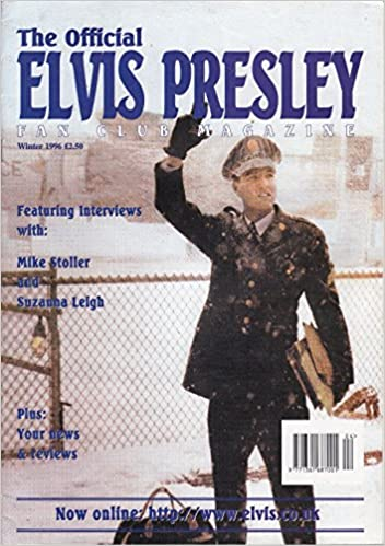 The Official Elvis Presley Fan Club Magazine Autumn 1996 Amazon
