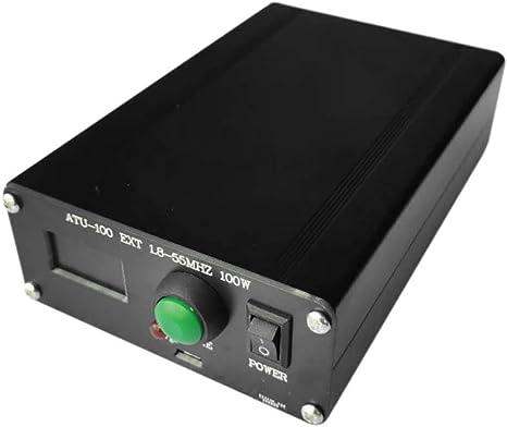 WYZXR ATU-100 EXT 1.8-55MHz 100W Sintonizador automático de ...