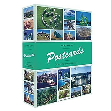 Leuchtturm 347770 Sammel Album Postcards Für 200 Postkarten