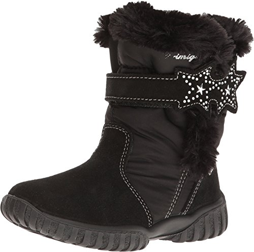 Primigi Kids Boots (Primigi Kids Baby Girl's Florida-E (Toddler/Little Kid) Black Boot)
