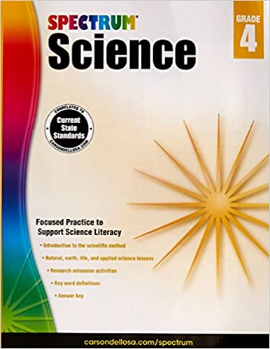 !IBOOK! Spectrum Science, Grade 4. Mercado always Speed music Economic producto