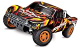 Traxxas Slash 4X4 1 10 Scale 4X4 Short Course Truck - Orange