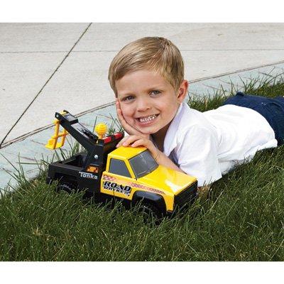 Tonka Toy Construction Truck (Tonka Steel Tow Truck)