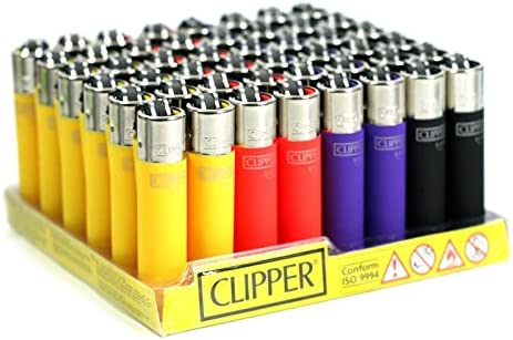 Caja de 48 Mini Clipper-mecheros: Amazon.es: Hogar