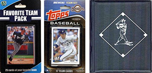 Milwaukee Brewers Player - C&I Collectables MLB Milwaukee Brewers Player Trading Cards