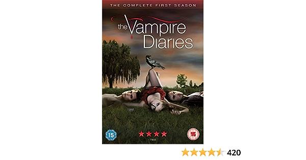 Vampire Diaries: The Complete First Season (5 Dvd) [Edizione: Regno Unito] [Reino Unido]