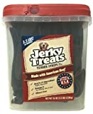 Jerky Treats Tender Strips Made with American Beef 56oz, My Pet Supplies