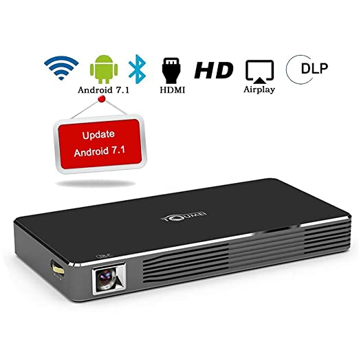 Proyector de vídeo proyector, Android 7.1 Ayuda del proyector ...