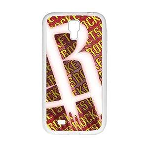 QQQO Houston Rockets Phone case for Samsung galaxy s 4 hjbrhga1544
