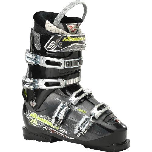 Nordica Hot Rod 7.5 Ski Boots Men's size 30.5 mondo ,US 12.5 men's black/anthracite NEW