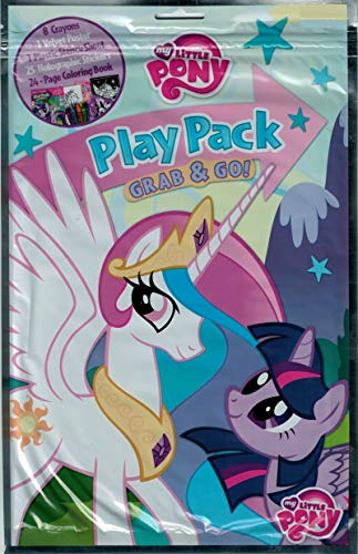 Bendon My Little Pony Grab & Go Play Pack XL