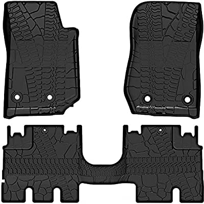 GGBAILEY D2464A-F1A-GY-LP Custom Fit Car Mats for 2008 2011 Mazda Tribute Grey Loop Driver /& Passenger Floor 2010 2009