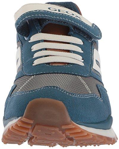 Geox Bambino avio B grey Pavel J Blu Sneaker IwFrIq