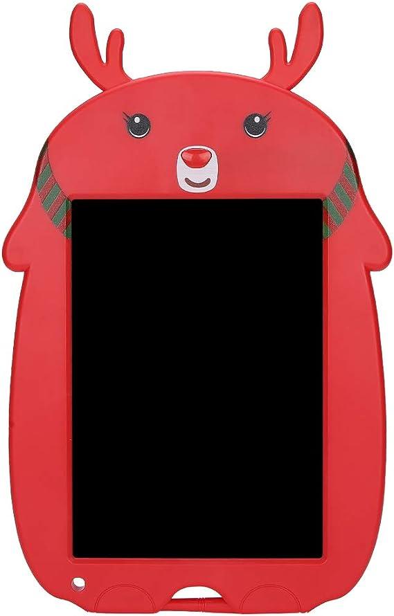 キッズグラフィティパッド、レッドアイプロテクションキッズドローイングボード、エレクトロニック漫画消去可能キッズクリスマスギフトドローイングライティングフォーグラフィティ