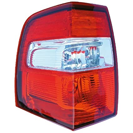 Left Driver Side Taillight Tail Lamp Lens /& Housing  07-13 Ford Expedition